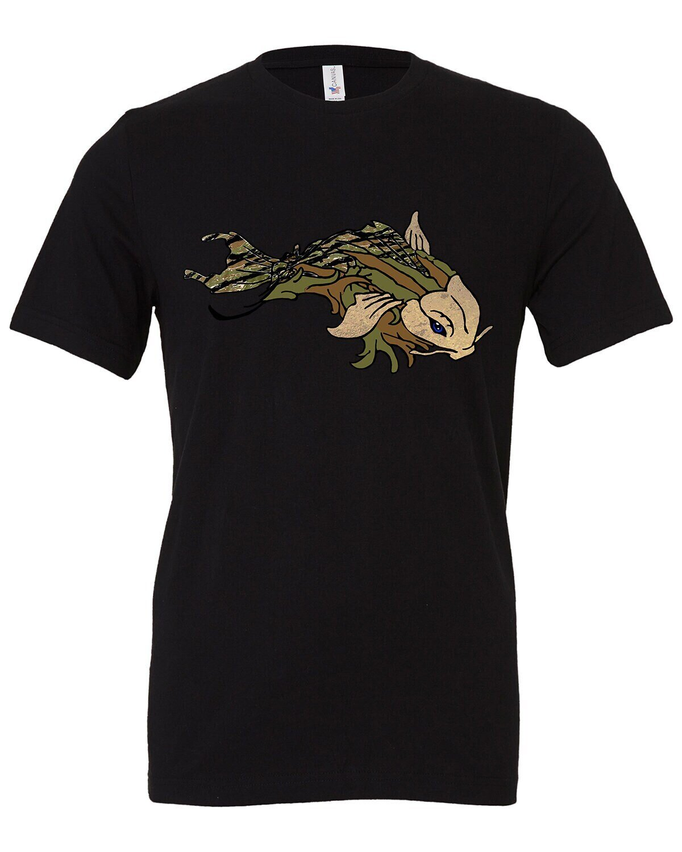 TigerFlage Koi T Shirt