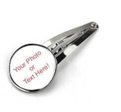 Buy One Get One Free!  Photo Hair Clip Barrette