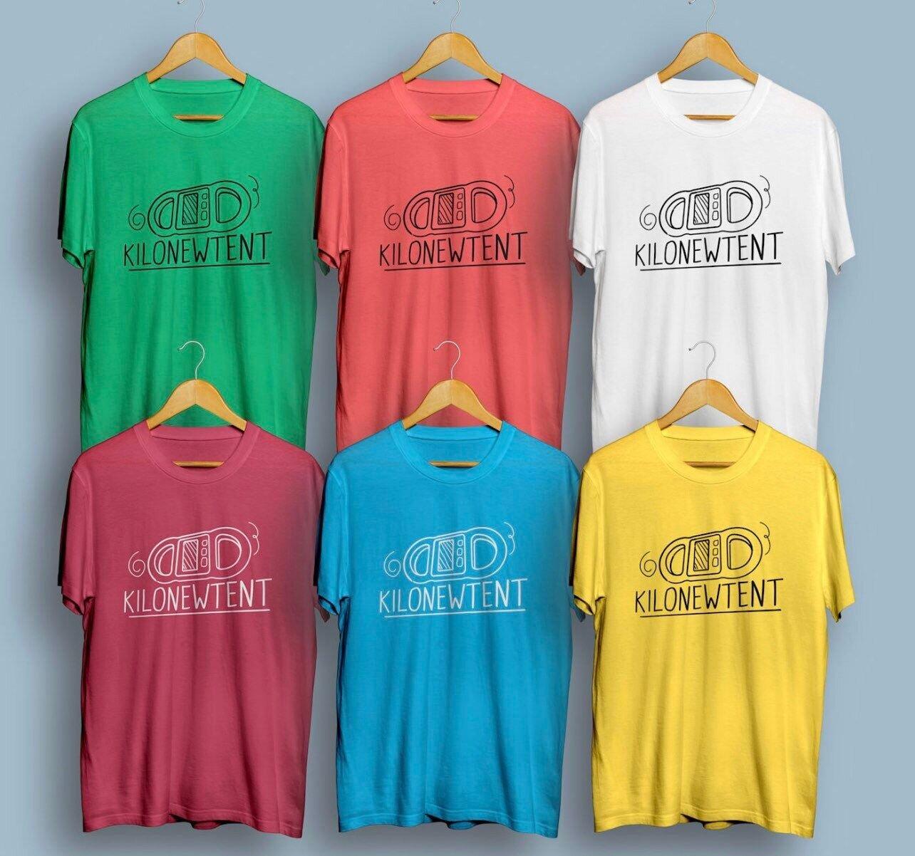 HowNot2Highline Official Ryan Jenks Kilonewtent Kilonewton  Shirt! Super Good Enough