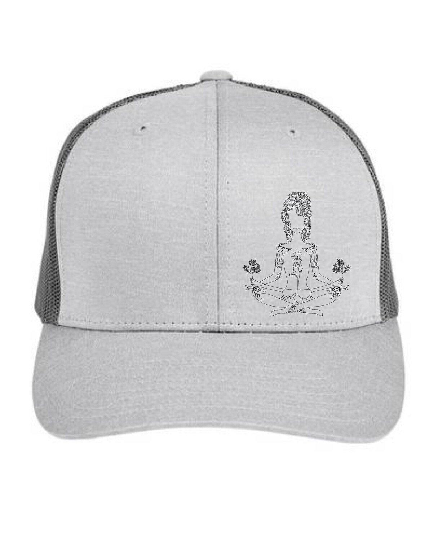 How Not To Highline Official Slack Godess Logo Hat! Ryan Jenks, Super Good Enough! Church of SlackLife