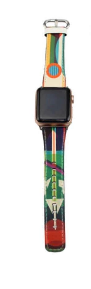 Custom Photo Watch Band