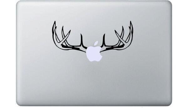 Rack for your MacBook - Antlers for MacBook