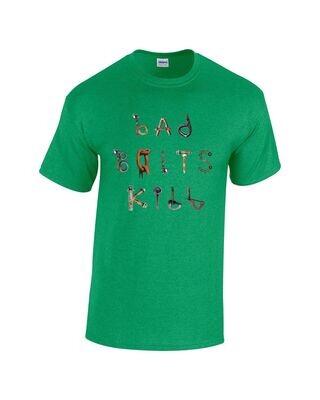 HowNot2Highline Official Bad Bolts Kill  Shirt! Super Good Enough