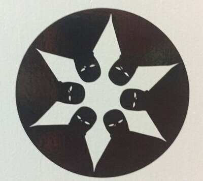 The Problem with Ninjas - Do you see the ninjas or the throwing star??