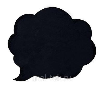 """Магнитная доска """"Диалоговое облако"""", 260*350 мм"""