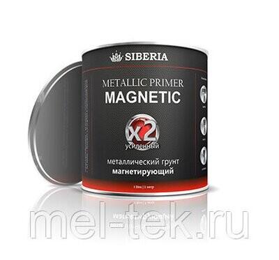 Магнитная грунт-краска 1 л.