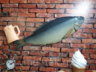 Рыба 3D (1/2) 100см