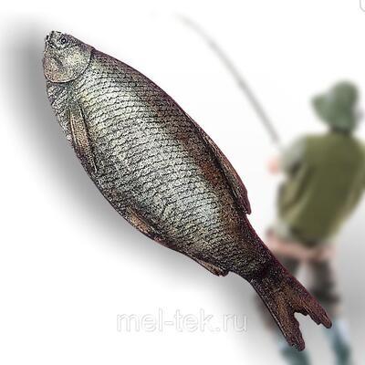Рыба 3D (1/2) 60см