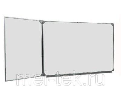 Двухэлементные доски для маркера 225 х 100 см