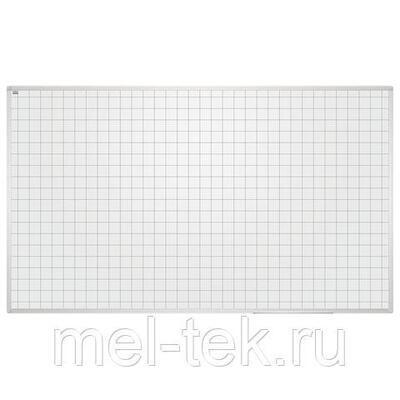 Доска магнитно-маркерная 85x100 см, КЛЕТКА