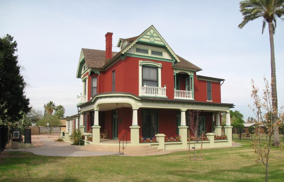 10/29 - 9:30 am - Petersen House Museum (Tempe) Guided Tour