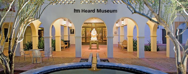 10/30 - 1:30 pm - Heard Museum (Phoenix) Guided Tour