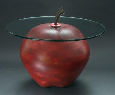 Morgan Apple Side Table