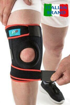 Ginocchiera Ortopedica per Legamenti Crociati, Rotula, Menisco per Riabilitazione e Sport