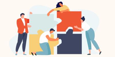 Block illustration