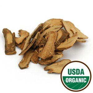 Galangal Root Slices