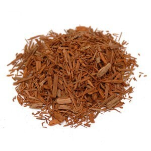 Red Sandalwood Chips (Wildcrafted)