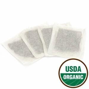 Black Tea Bags, Decaf, Organic