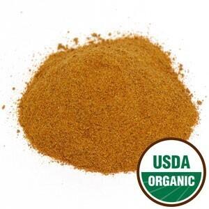 Rose Hips, Powdered (Organic)