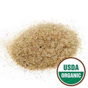 Psyllium Husk Whole, Organic