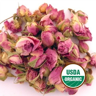 Roses, Boutons (Organic)