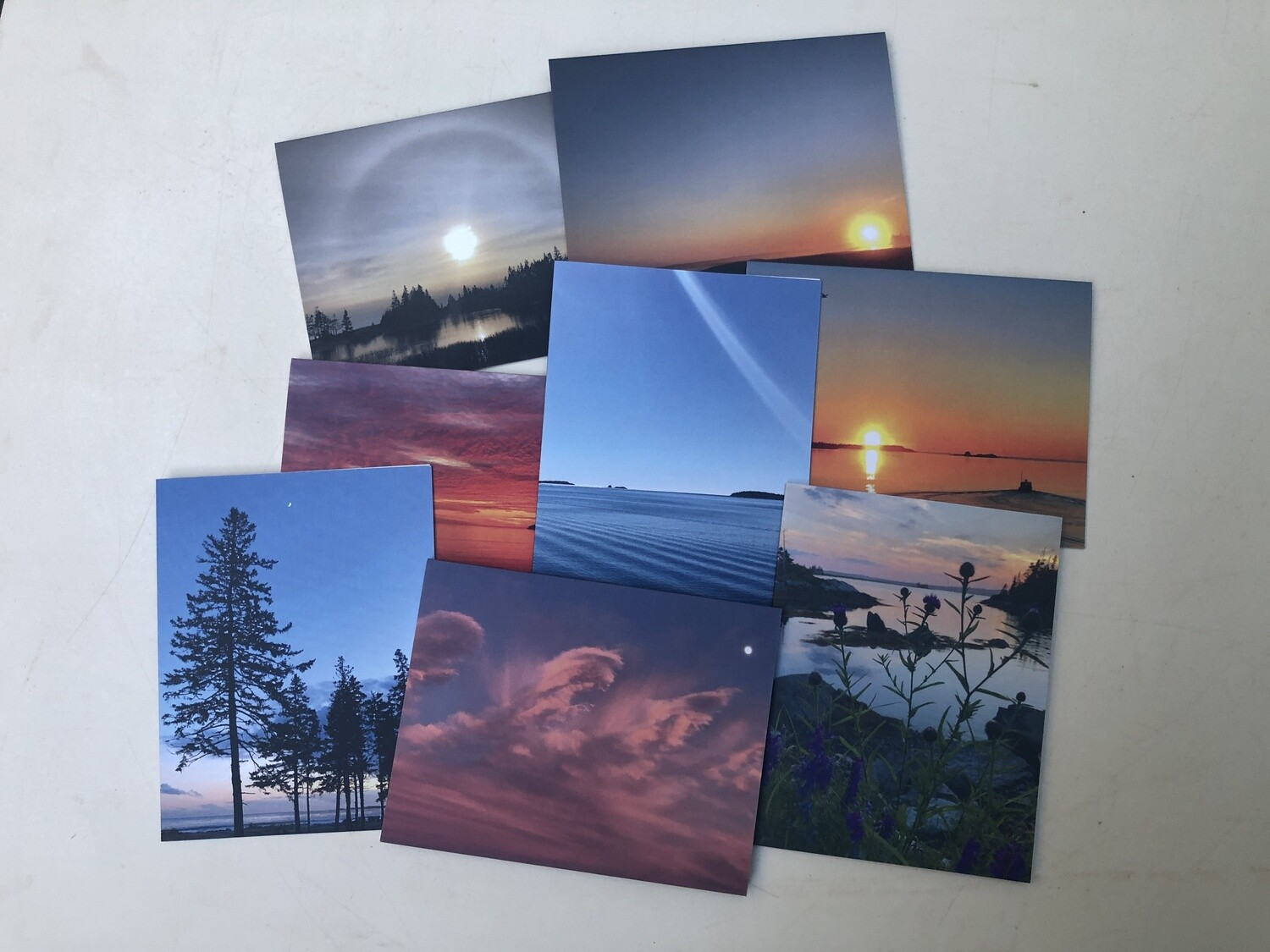 Quest Greeting Cards--pack of 8 cards