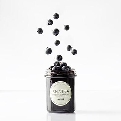 ANATRA - Confiture Myrtille