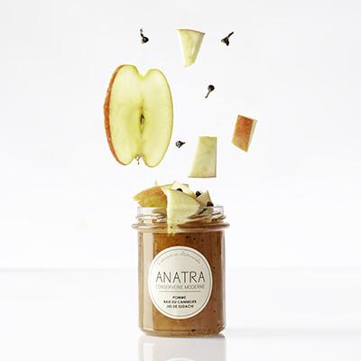 ANATRA - Confiture Pomme & Baie du Cannelier