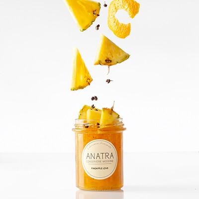 ANATRA - Confiture Ananas, Yuzu & Timut