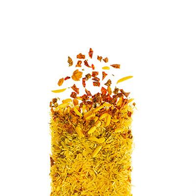 Curry doux aux Amandes