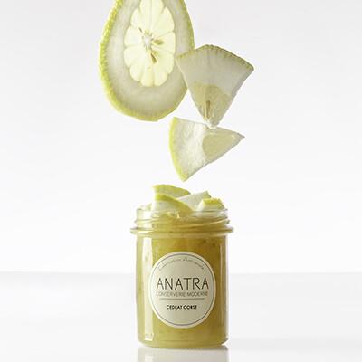 ANATRA - Confiture Cédrat de Corse