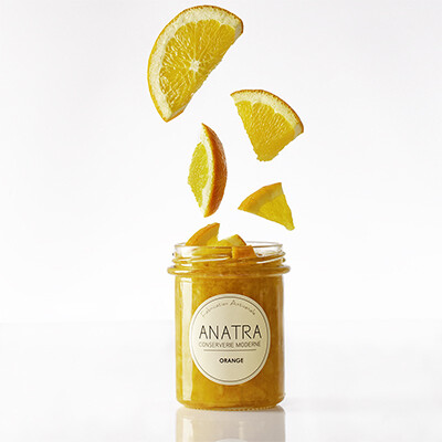 ANATRA - Confiture Orange