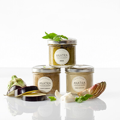 ANATRA - Caviar d'Aubergine