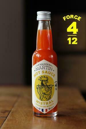 Sauce Mistral 100 ml - MAISON MARTIN