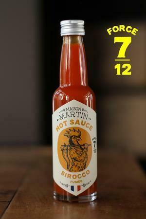 Sauce Sirocco 100 ml - MAISON MARTIN