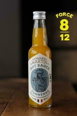 Sauce Tonnerre 100 ml - MAISON MARTIN