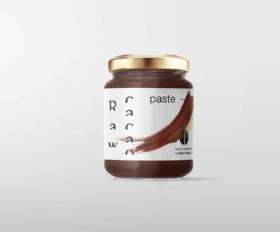 Raw Cacao Paste - Pâte Fraîche De Cacao Cru