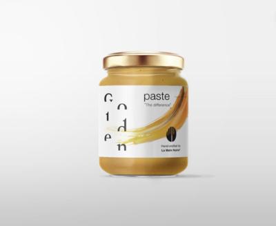 Golden Paste – Pâte Fraîche De Curcuma Confit