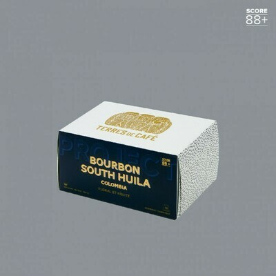 CAPSULES BOURBON SOUTH HUILA - COLOMBIE