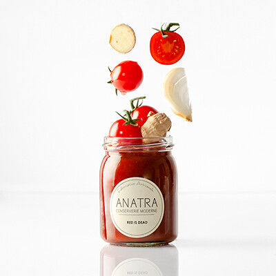ANATRA - Ketchup Tomate