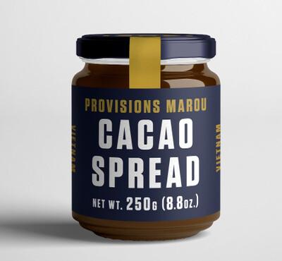 Cacao Spread - Pâte à tartiner