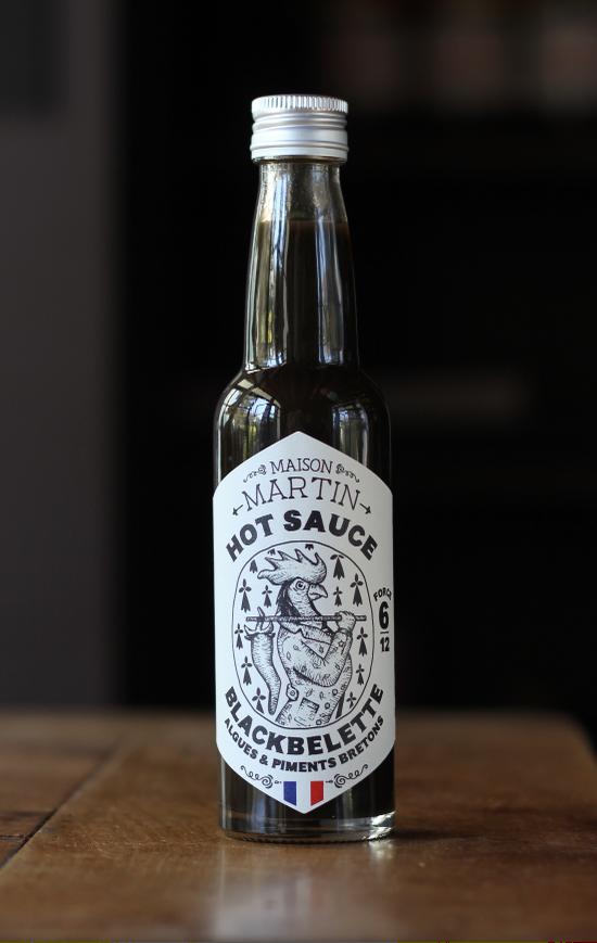 Sauce Blackbelette 100 ml - MAISON MARTIN