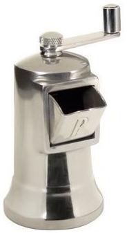 Moulin à sel Perfex 10 cm en fonte d'aluminium