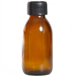 Extrait de vanille Bourbon de Madagascar 400g/l, bouteille 100 ml
