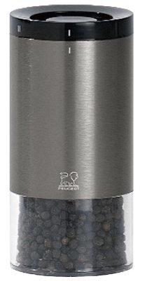 Moulin à poivre Reverso 11 cm Peugeot en aluminium avec système uSelect