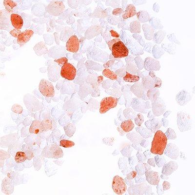 Sel rose de l'Himalaya, pot verre 100 g