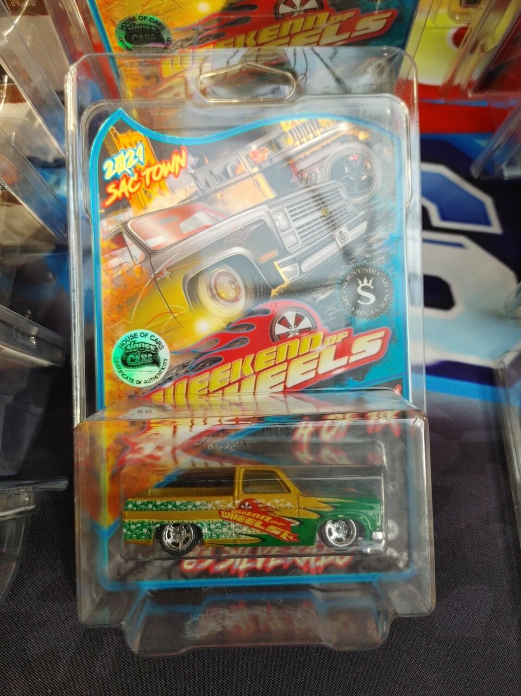 Souvenir 1983 Silverado 1 of 10 Gold