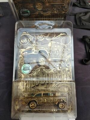 Brendon Vetuskey Gold Digger 1955 Gasser 1 of 100