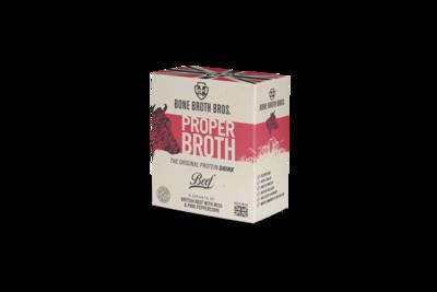 PROPER BEEF BROTH (5 X SACHET BOX)