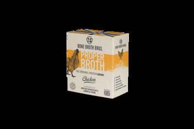 PROPER CHICKEN BROTH (5 X SACHET BOX)